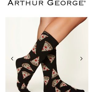 Arthur George Pizza Socks